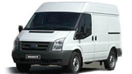 Ford Transit L1H2, 8m3
