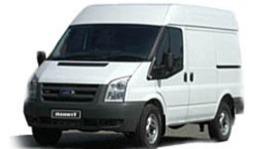 Ford Transit L1H2, 8m<sup>3</sup>
